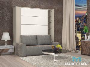 Шкаф-трансформер «Falcon-sofa»